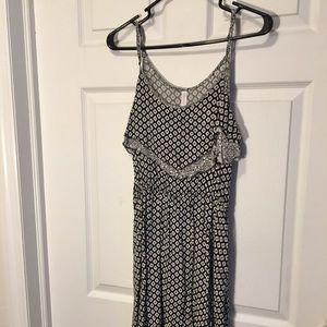 Xhilaration Dresses - 🎉SALE🎉 Black & white xhileration dress, L